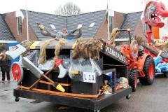 Carnaval Slagharen 2017 16