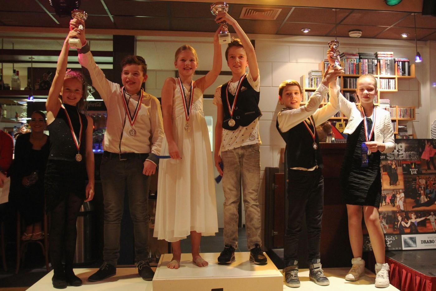 basisscholendanswedstrijd 19