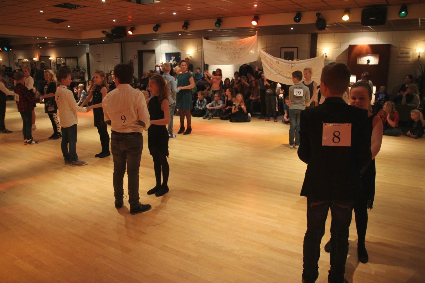 basisscholendanswedstrijd 2