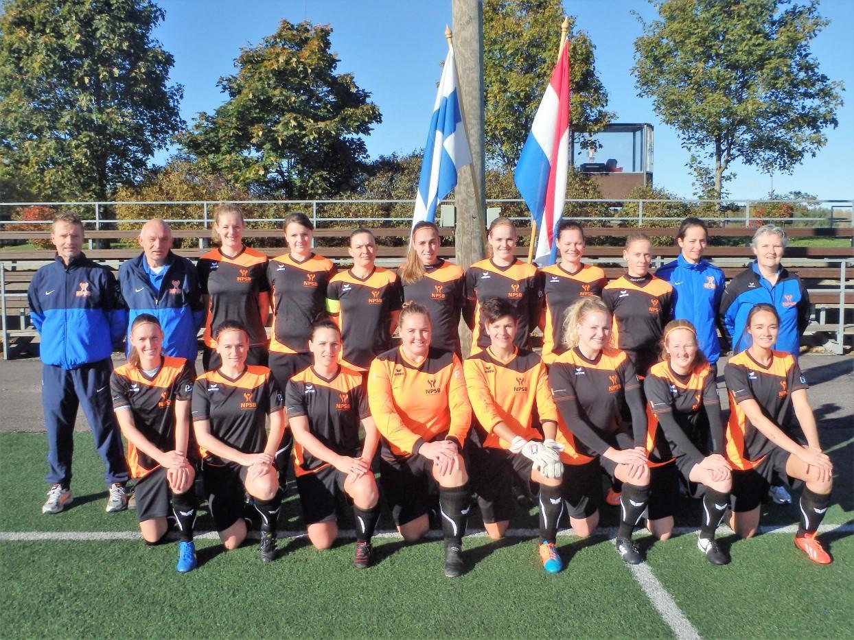 vrouwenteam 12